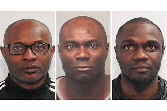 Three brothers imprisoned for £60,000 fraud   Third Sector