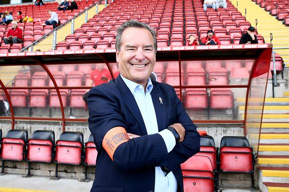 The broadcaster Jeff Stelling supported the campaign