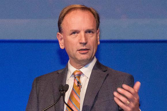 Simon Stevens (Photo: Pete Hill)