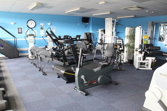 Stocksbridge Leisure Centre, Sheffield: former recipient of Community Business Fund grant