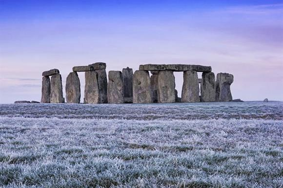 Stonehenge, an English Heritage property