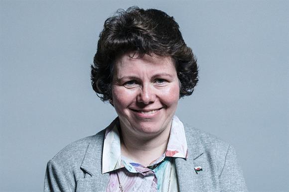 Susan Elan Jones (Photograph: Chris McAndrew)
