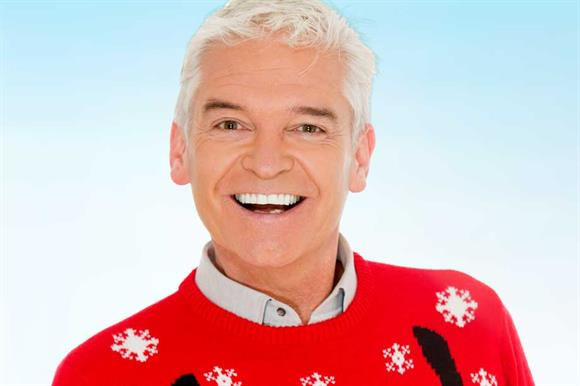 Presenter Philip Schofield