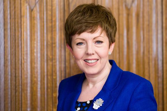 Baroness Stowell was appearing before the All-Party Parliamentary Group on Charities and Volunteering