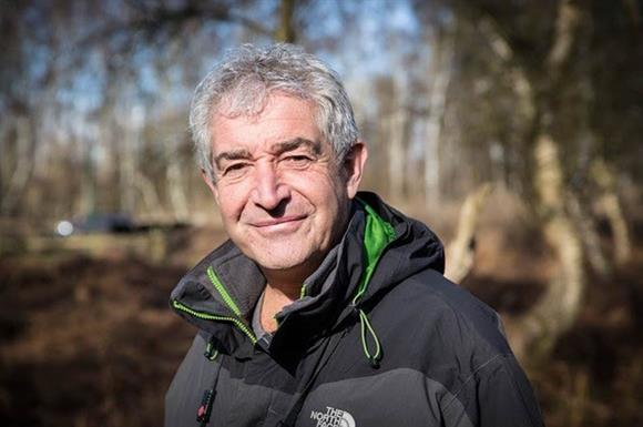 Tony Juniper (photograph by  Eleanor Churc)
