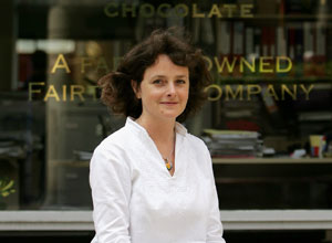 Sophi Tranchell, is to join Mark Sesnan as joint-chair of Social Enterprise London