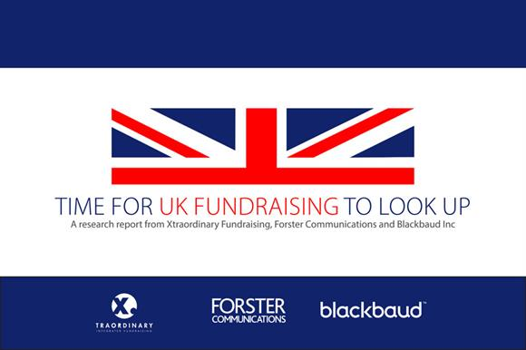 Time for UK Fundraising to Look Up