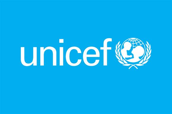 Unicef accounts filed last week