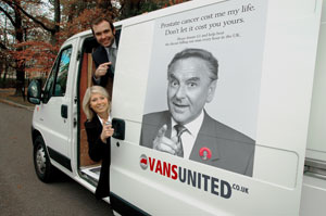 Monkhouse: will star in van ads