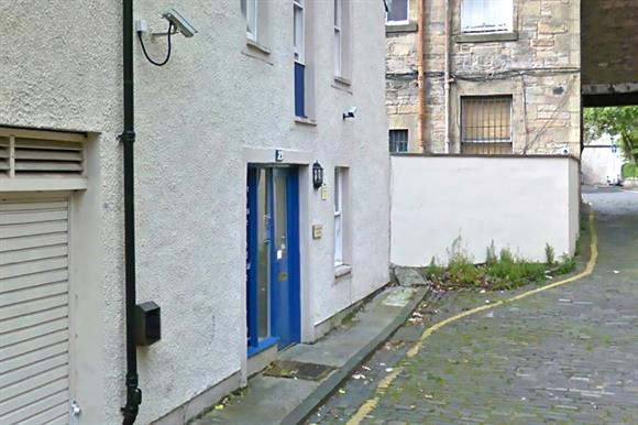 Victim Support Scotland office in Edinburgh