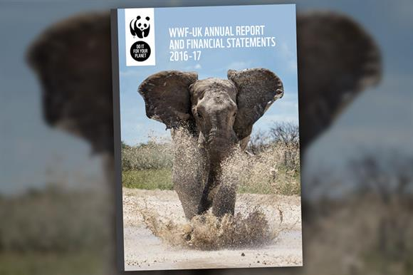 WWF-UK annual report and accounts