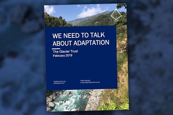 The Glacier Trust's report