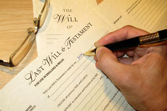 Wills: probate measure scrapped for now