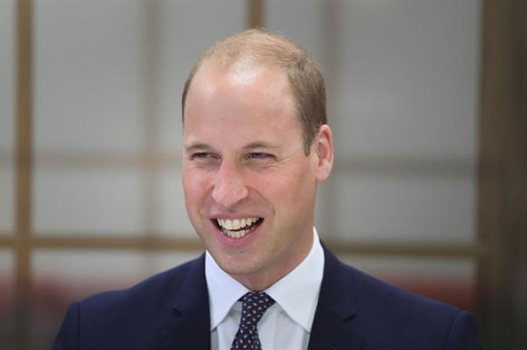 Prince William (photograph: PA)
