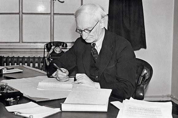 William Beveridge: oft cited