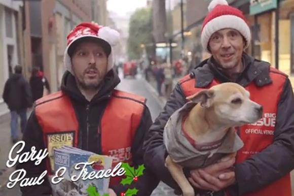 From the Big Issue Foundation's video