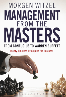 Book Review: Management From The Masters   Third Sector