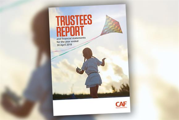 CAF's annual report