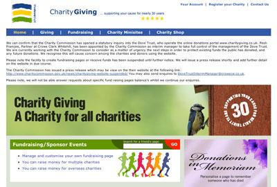 CharityGiving
