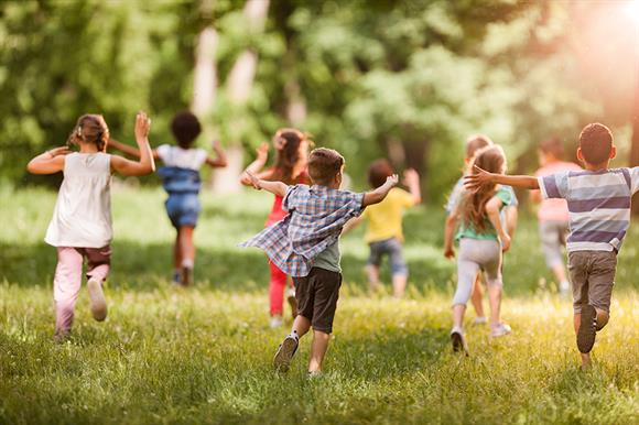 Fund to help children develop social skills (Photograph: Getty Images)