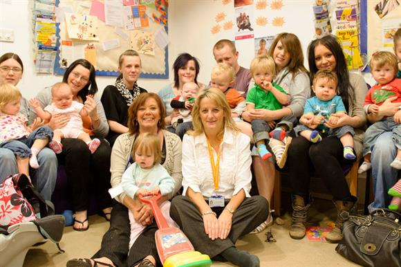The trust runs 11 children's centres and associated nurserie