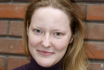 Clare Algar of Reprieve, who have recently opened a new office in New York