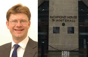Clark criticised Department of Health (right)