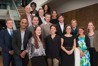 The new Clore Social Leadership Programme fellows