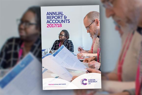 CRUK annual report