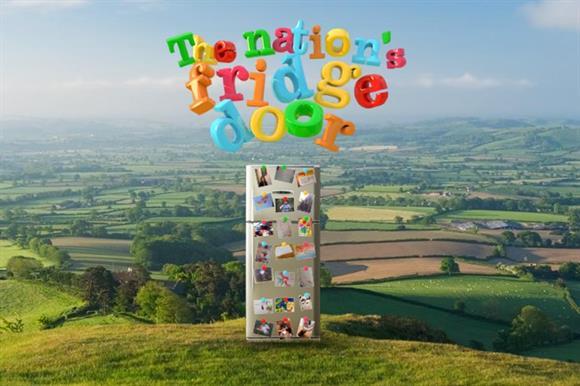 The Nation's Fridge Door