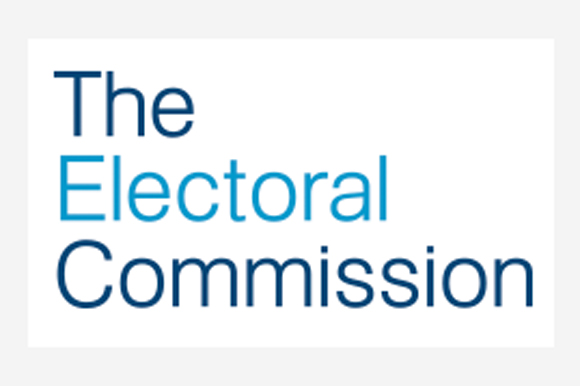 Electoral Commission has produced 16 guidance documents for charities