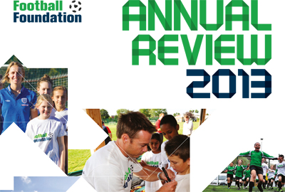 The Football Foundation's annual report