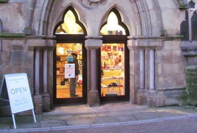 Harrogate Fairtrade Shop