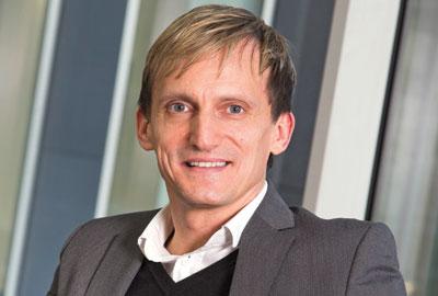 Head of ivo Jamie Ward-Smith