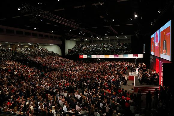Labour's Brighton conference