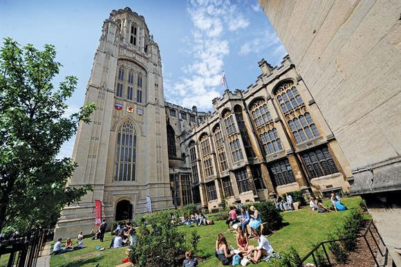 Wills Memorial Building, University of Bristol: an exempt charity