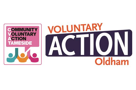 Community Voluntary Action Tameside and Voluntary Action Oldham