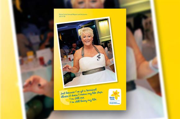 Marie Curie's annual report