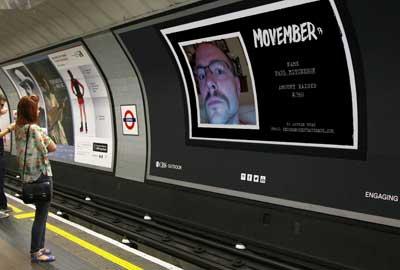 Movember's Mo Bro Heroes