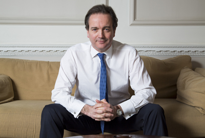Nick Hurd says part of his role is to advocate on behalf of the sector