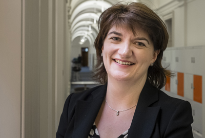 Nicky Morgan, the Financial Secretary to the Treasury