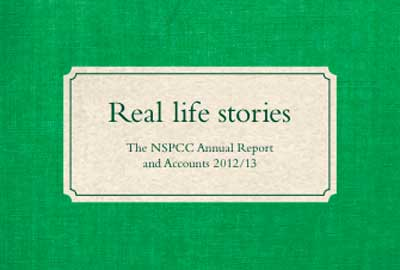 NSPCC Annual Report 2012/13