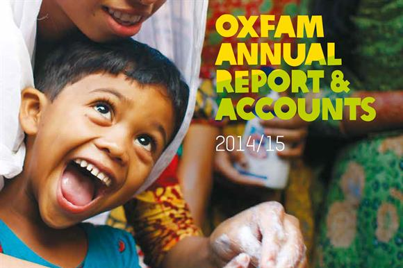 Oxfam Annual Report and Accounts