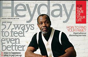 Heyday members' magazine