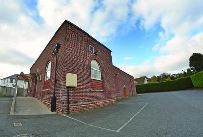 Preston Down Trust hall