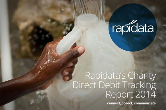 Rapidata's Charity Direct Debit Tracking Report 2014