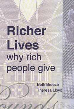 Richer Lives, by Beth Breeze and Theresa Lloyd