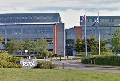 RSPCA headquarters