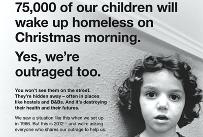 Shelter: seasonal campaigning