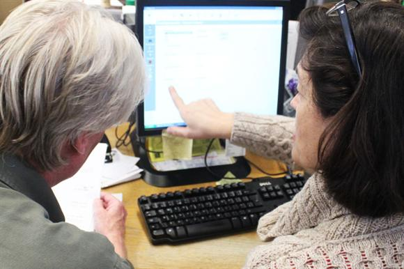Small charities: under financial pressure